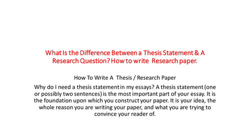 steps to writing a research essay Basic steps to writing a research paper you will find additional information as you research to get an overview of your topic try using reference books.
