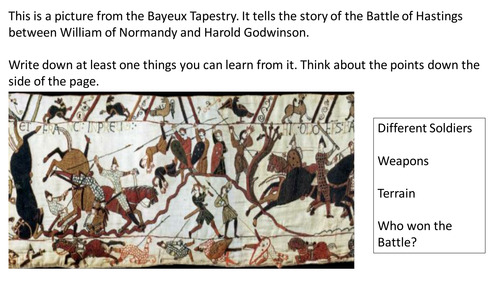 *Full Lesson* The Battle of Hastings: What happened at Hastings