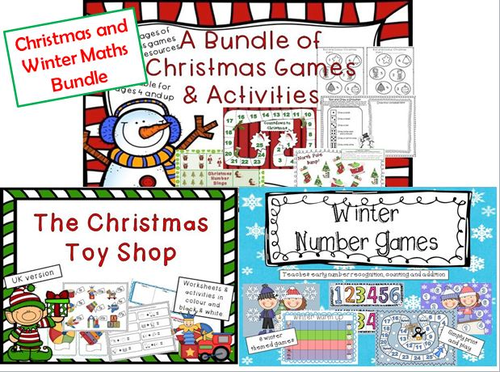 Christmas and Winter Maths