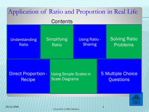 Ratio and proportion - Functional Skills.