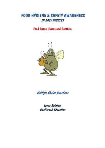 Multiple choice questions food safety food borne illness multiple choice questions food safety food borne illness bacteria by qualiteacheducation teaching resources tes ccuart Image collections