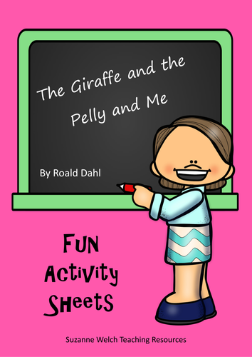 The Giraffe the Pelly and Me  -  by Roald Dahl