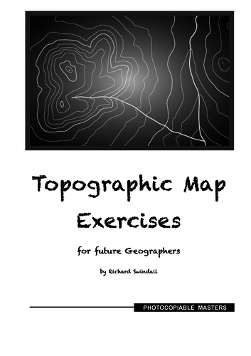 Topographic Map Skills Exercises