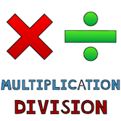 Division and Multiplication Bundle