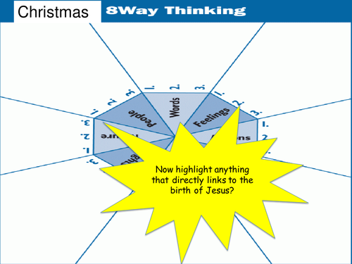 Christmas and its commercialisation - without lesson plan