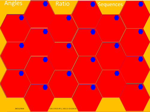 Interactive Games on Angles, Sequences and bearings