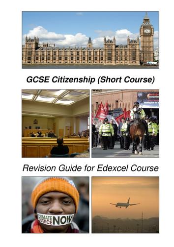 GCSE Citizenship Revision Guide