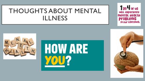 Dr Lottie's Presentation Stigma and Mental Health