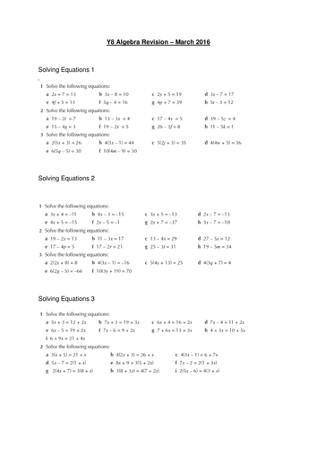 Simple sequences worksheet (term to term) by bcooper87 - Teaching ...