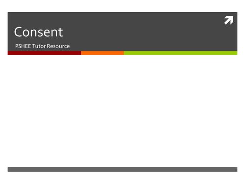 Consent (SRE)