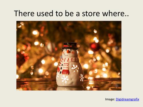 Santa seeks Finance - Christmas lesson Putting a business idea into practice GCSE Business Studies