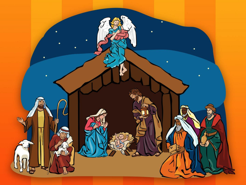 Christmas Assembly (Advent 1 - Isaiah 9 Prophecy)