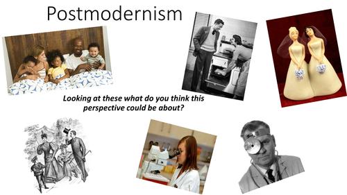Social Theory- Postmodernism