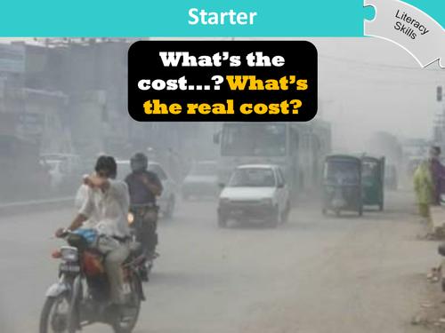 OCR Disease Dilemmas Air Pollution & Cancer - India case study