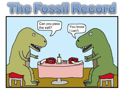 Conditions for fossil formation essay meaning