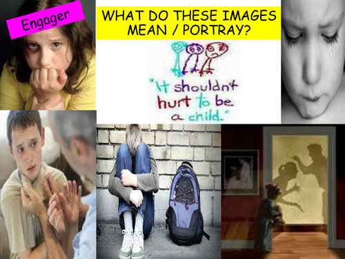 Impact of abuse on development Baby P Health and Social Care GCSE Edexcel Unit 1 lesson