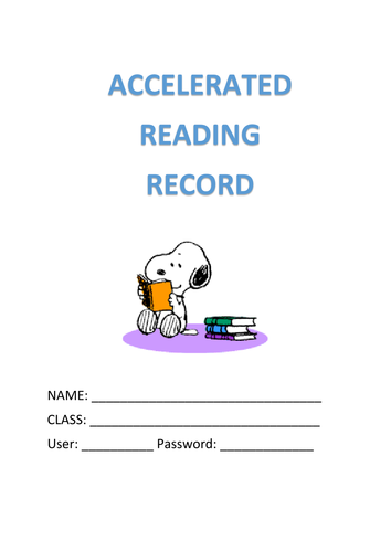 Accelerated Reader Booklet