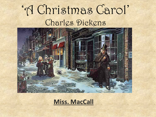 A Christmas Carol (Play Version)