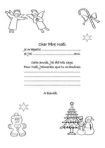 Lettre au Père Noël p.2