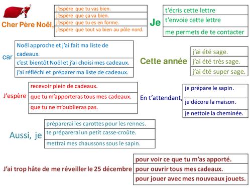 Lettre Pour Le Pere Noel.Trapdoor Activity Lettre Au Pere Noel Noel Trapdoor Activity Letter To Santa Christmas