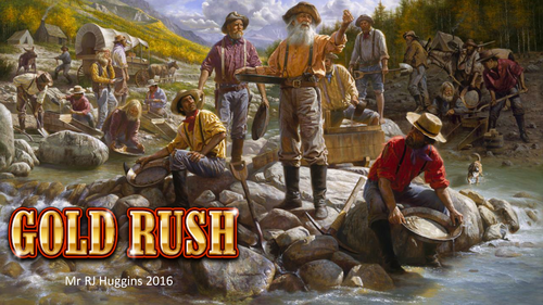 GCSE American West: The Gold Rush