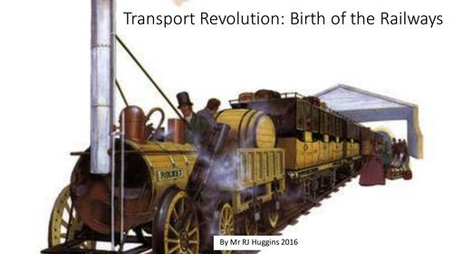 Birth of the Railways
