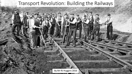 Building the Railways 1750 - 1900