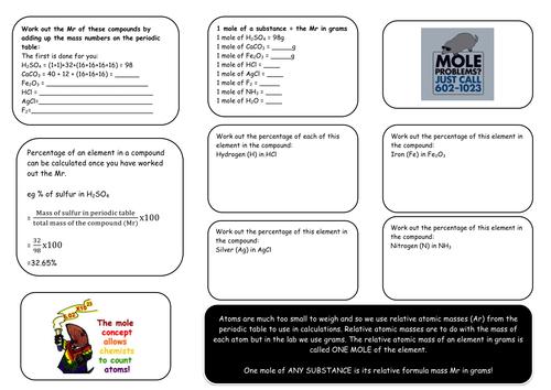 Dominoes for embryo screening aqa igcse level 12 certificate aqa gcse unit 3 foundation chemistry worksheet revision mat mr moles and percentage of urtaz Gallery