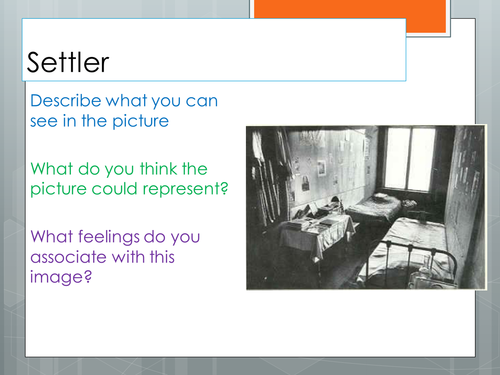 Differentiated KS3/WJEC lesson on Anne Frank's diary - language analysis