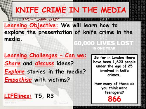 Knife Crime in the Media
