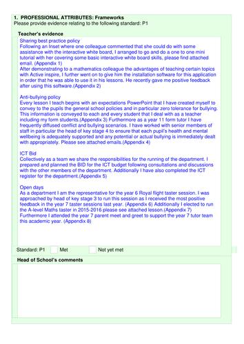 Threshold Application - Mathematics - UPS1