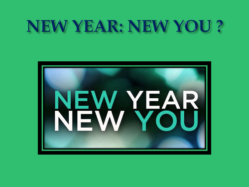 PP Assembly: New Year: New You
