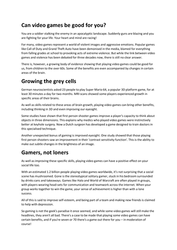 GCSE AQA ENGLISH LANGUAGE PAPER 2 LESSON PACK - 1-9