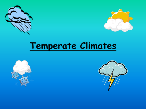 Cool Temperate Oceanic Climate