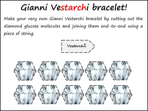 Giorgio Amino and Gianni Vestarchi Bracelets