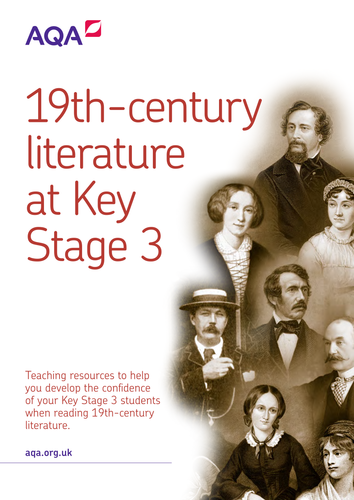 19th century texts KS3 -  extracts from Jane Eyre and Nicholas Nicklebby - focus on school life