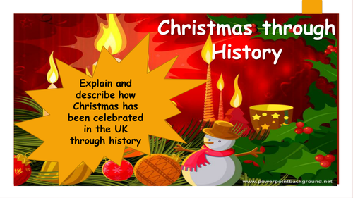 The History of Christmas!