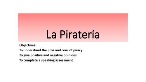 La Piratería