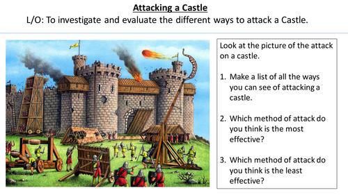 *Full Lesson* Lesson 5 - Attacking a Castle