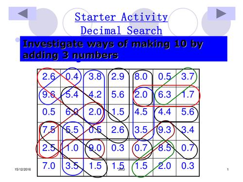 Simple Starter activity