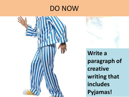 The Boy in the Striped Pyjamas FULL SOW incl. PPTs