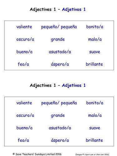 2nd Grade » Adjective Worksheets 2nd Grade - Printable ...