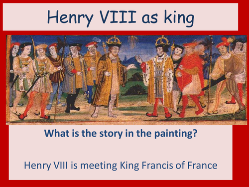 henry viii as a king evaluation essay Henry viii henry viii was the second tudor monarch when writing a research paper on the history of henry iii or any tudor king, a great approach is to compare and.