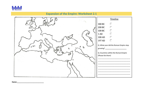 Life as a Roman Soldier by mimimouse Teaching Resources Tes – Roman Empire Worksheets