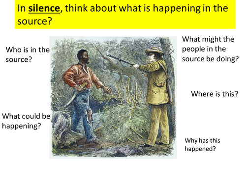 Slavery Topic: What did Nat Turner achieve?
