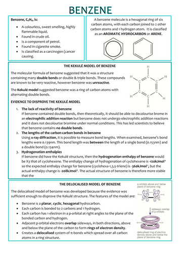 chemistry a level ocr revision notes aromatic carbonyls and carboxylic acids