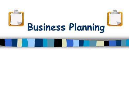 Business Plans - Starting a Business - GCSE Business