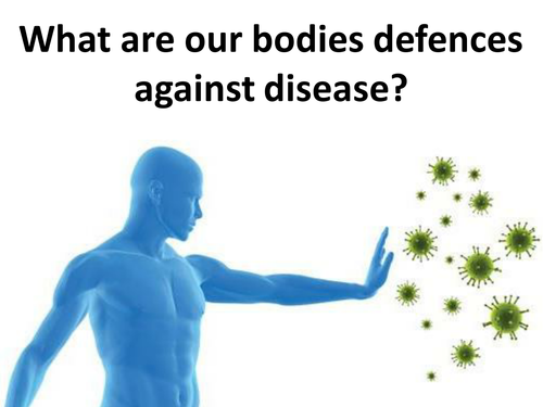 KS3 microbe and disease- defence systems