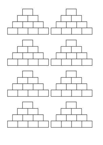 Number Pyramid Problems