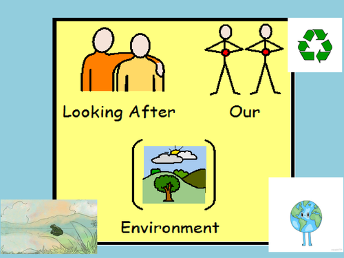 Looking After the Environment